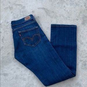 Levi's tilted straight 504 Jeans Junior 9M